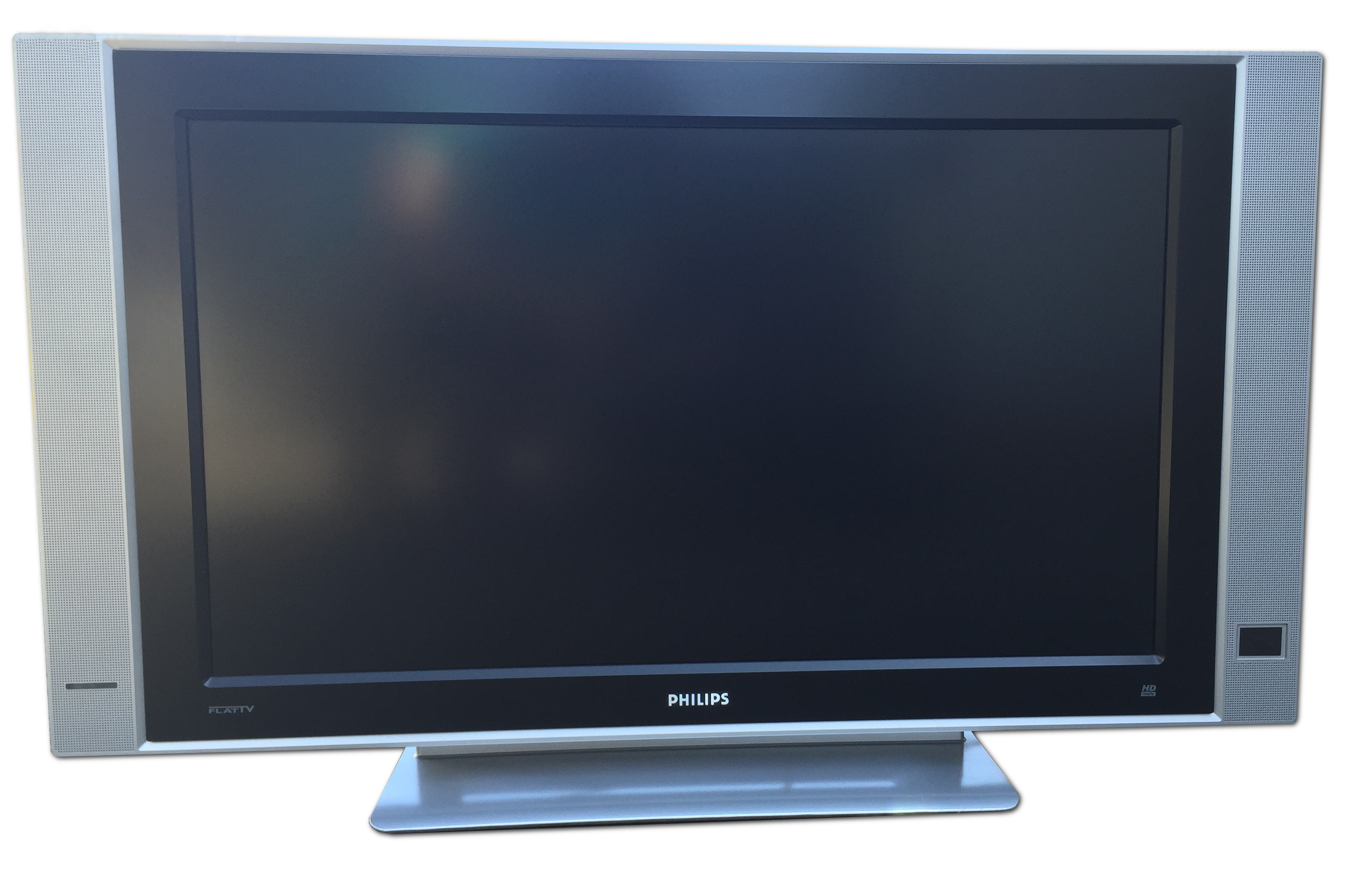 philips 32 81cm 16 9 flat tv lcd fernseher hd ready 2 x. Black Bedroom Furniture Sets. Home Design Ideas